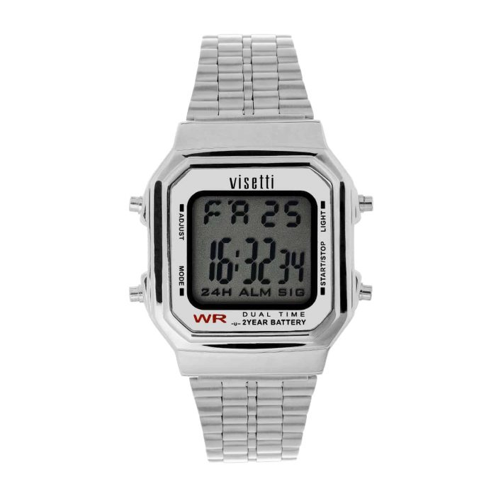 STAINLESS STEEL WATCH STAINLESS STEEL BAND